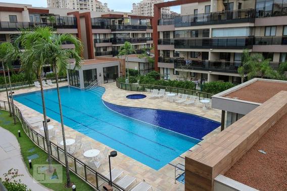 Apartamento No 3º Andar Com 4 Dormitórios E 2 Garagens - Id: 892990396 - 290396