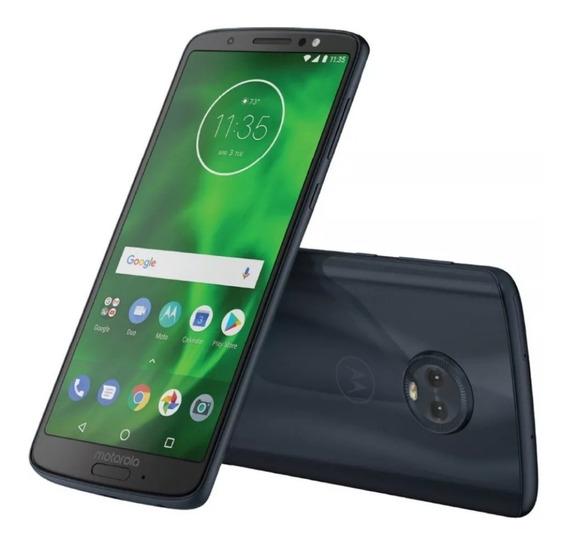 Celular Motorola Moto G6 Xt-1925 32gb 3gb Garantia Oficial 6c
