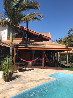 Casa Padrão Em Garopaba - Ca011