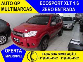 Ford Ecosport 1.6 Xlt - Carro Impecável