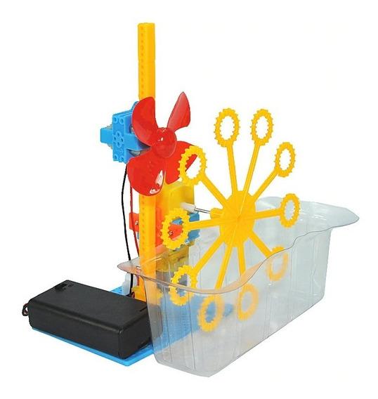 Lego Brinquedo Educativo De Montar Sopra Bolinhas De Sabão