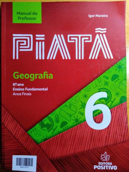 Piatã Geografia 6 - Manual Professor