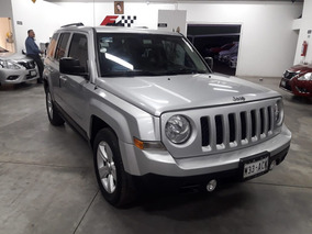Jeep Patriot Sport 4x2 Cvt Inf 51064378