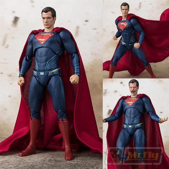 S.h Figuarts Super Man Justice League Superman