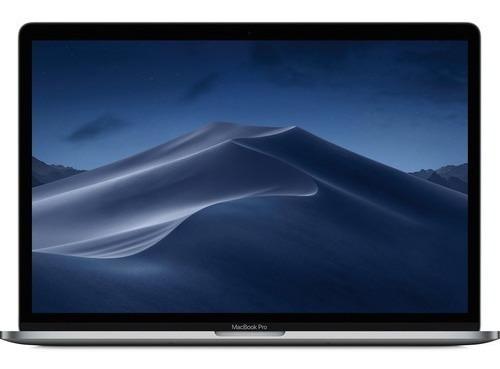 Macbook Pro Apple 15 2.6 I7 16gb 256gb 12399 Envio Ja