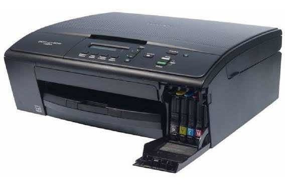 Impressoras Brother J125, J140, J430 Com Cabeças Entupidas.