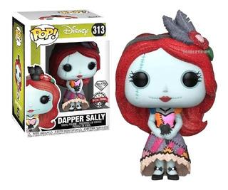 Funko Pop Sally Diamond Special 313 El Extraño Mundo De Jack