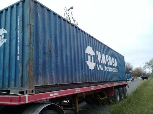 Contenedores Marítimos Container Usado/ 20' Y 40'