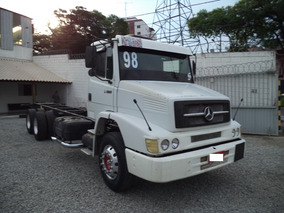 M. Benz L 1620 98/98 Truck Chassi So Puxou Tanque