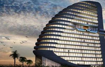 Se Venden Departamentos En Shark Tower, Cancún