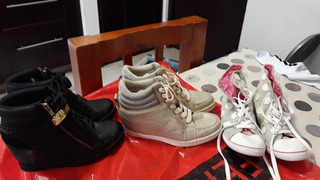 Zapato Y Tenis Niña