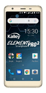 Kalley Element Pro 2 16gb Cam Dual 5mp+0.3mp Huella Dual Sim