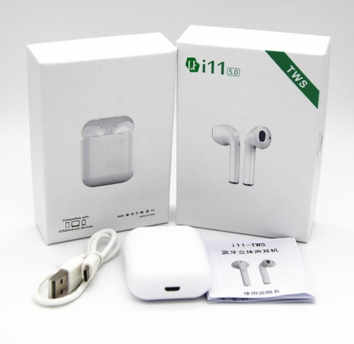 Auriculares Bluetooth Inalambricos I11 Tws In Ear