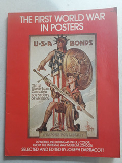 The First World War In Posters Primera Guerra Mundial Cartel