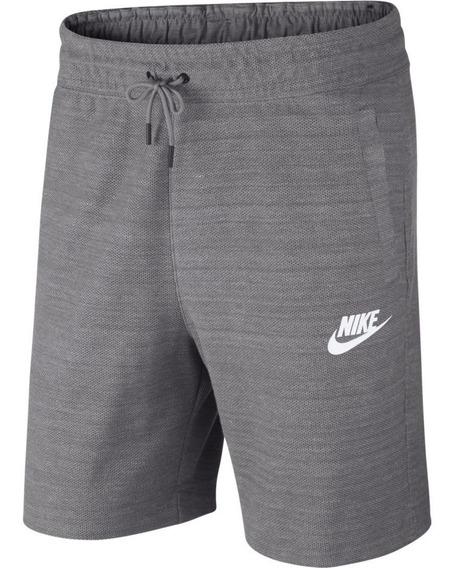 Bermuda Nike Sportswear Av15 Knit Masculina