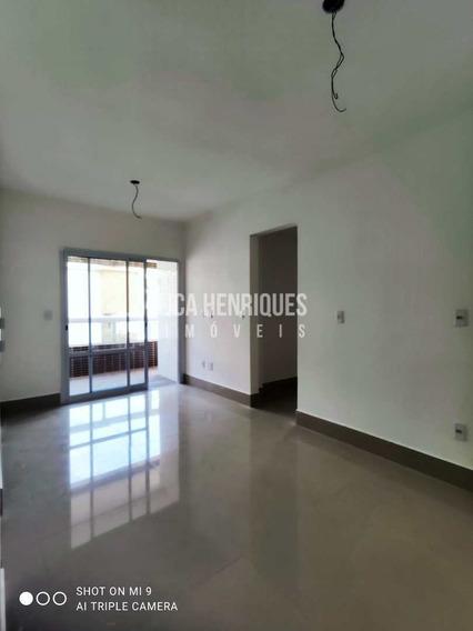 Apartamento 2 Suites Com Sacada Gourmet No Forte - V949
