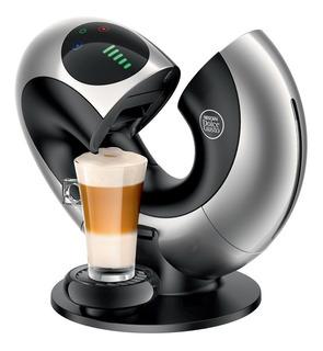 Cafetera Nescafé Dolce Gusto Eclipse Titanio 127V