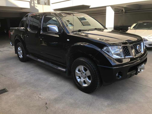Nissan Frontier 2011 2.5 Le Cab Doble At 4x4