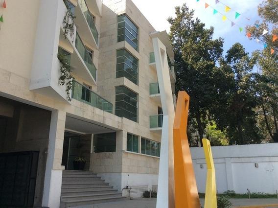 Arenal Tepepan, Bonito Departamento Cerca Zona De Hospitales