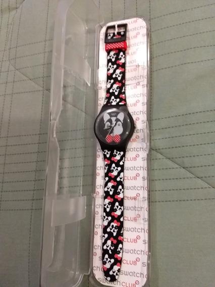 Relógio Swatch Andy-baby Suob115