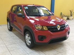 Renault Kwid Zen 2019/2019 - (zero Km) Completo - Branco.