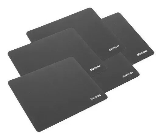 Mouse Pad Standard Preto Multilaser Ac027