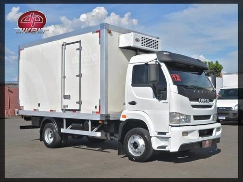 Caminhão Iveco Vertis 90v16 Com Baú Refrigerado