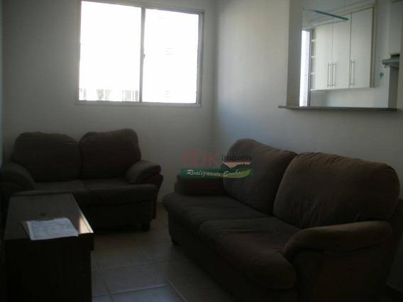 Apartamento Residencial Para Locação, Chácara Do Visconde, Taubaté. - Ap2138