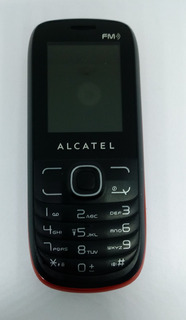 Celular Alcatel One Touch 316g Vitrine