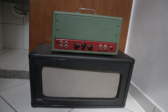 Cabeçote 100% Valvulado - Fender Deluxe 57 Tweed 5e3
