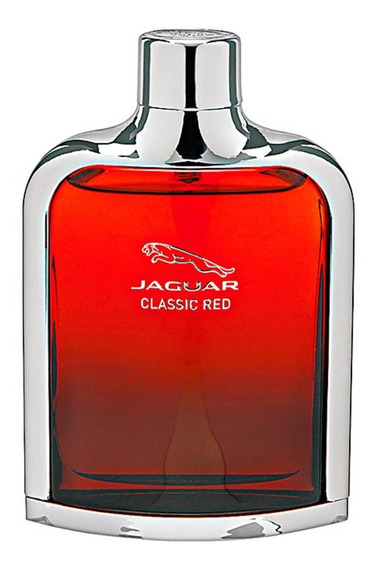 Jaguar Classic Red Perfume Masc. - Edt 40ml Beleza Na Web