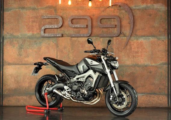Yamaha Mt 09 - 2015/2016