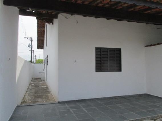 1602-linda Casa Com Espaço Para Construir!! Aceita Finan.