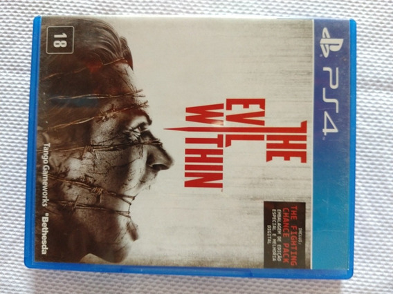 Theo Evil Within Ps4