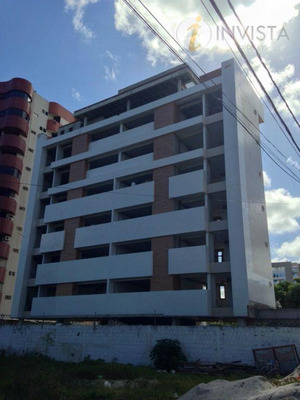 Flat Residencial À Venda, Intermares, Cabedelo. - Fl0040