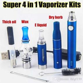 Vaporizador Evod 4 En 1 Para Hierba Cigarrillo Esencia