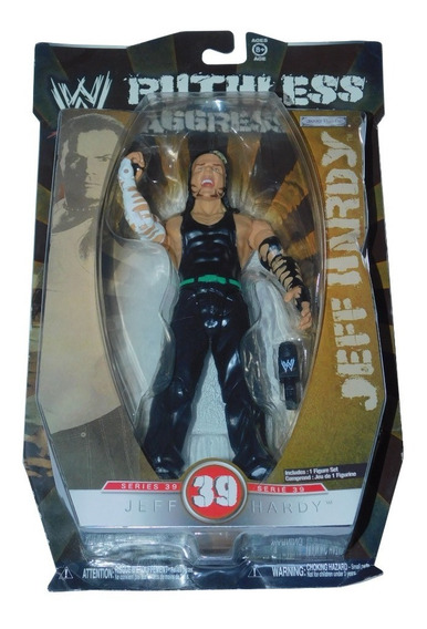 Wwe Ruthless Aggression Jeff Hardy Series 39