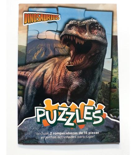 Libropuzzlesn°2-dinosaurios