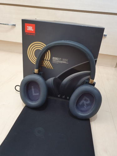 Fone Blutooth Jbl E55bt Quincy Edition