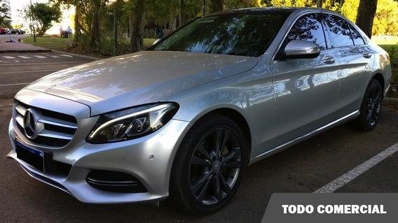 Mercedes-benz Clase C 2.0 200cv Avantgarde At 2020