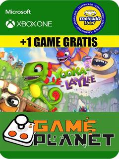 Yooka-laylee Xbox One Online/offline