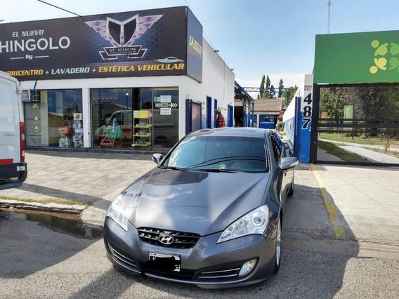 Hyundai Coupe Genesis Automatica