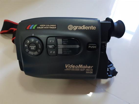 Filmadora Gradiente Gcp 180cr
