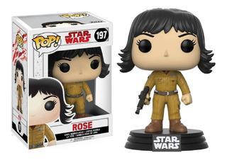 Funko Pop Star Wars Rose #197