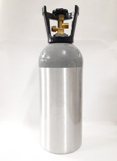 Tubo Co2 Aluminio Nuevo 20 Lb (9.1 Kg) Cerveza