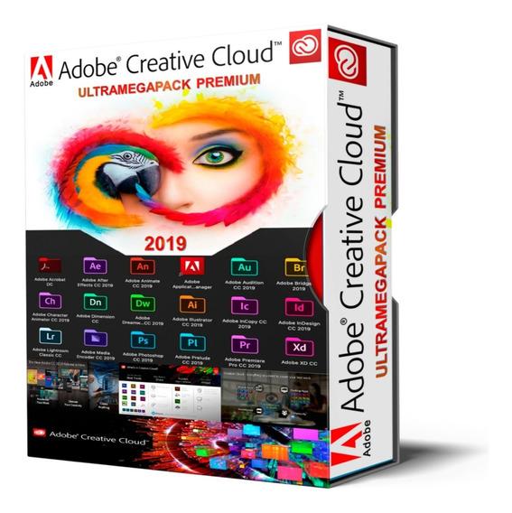 Adobe Creative Coud Suite Ultramegapack Premium 2019