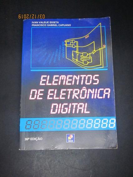 Livro Elementos De Eletrônica Digital