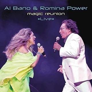 Bano Al / Power Romina Magic Reunion Live Import Cd Nuevo