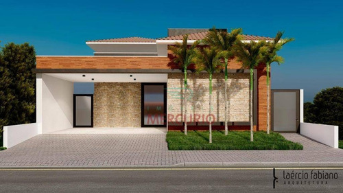 Casa À Venda, 204 M² Por R$ 1.450.000,00 - Vila Santista - Bauru/sp - Ca3315