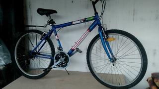Bicicleta Skinred Modelo Siux 21 Cambios Shimano Fusilero338